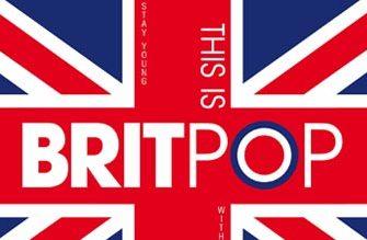 Britpop радио