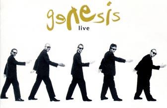 Радио с песнями группы Genesis
